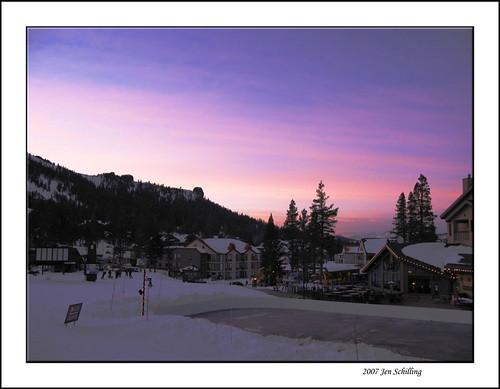 california sunset snow diamondclassphotographer