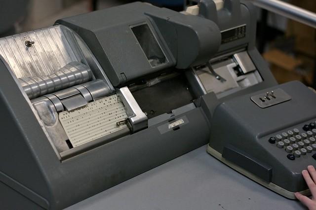 IBM 26, pt. 1