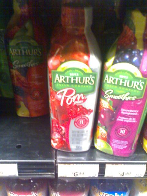 Arthur's Pom