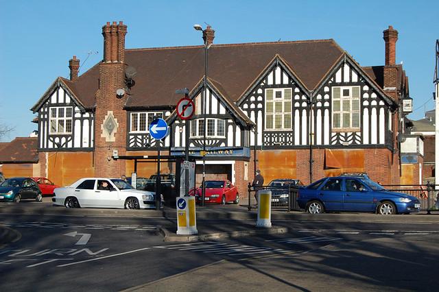 Railway Hotel Pub Pitsea Essex