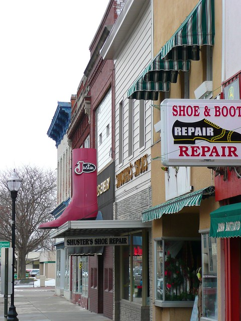Fremont Ne Shoes And Boots Flickr Photo Sharing