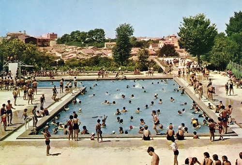 Flickriver photoset 39 piscinas swimming pools 39 by for Piscina municipal torremolinos