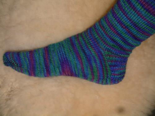 Socks.Blue.Merino.Riverbed.3.28Feb08