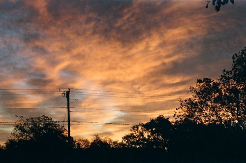 sunset sky nature colors weather clouds skies texas tx central dramatic buda canoneosrebelk2slr hdqh