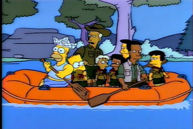 Top 7: Los mejores episodios de los Simpson