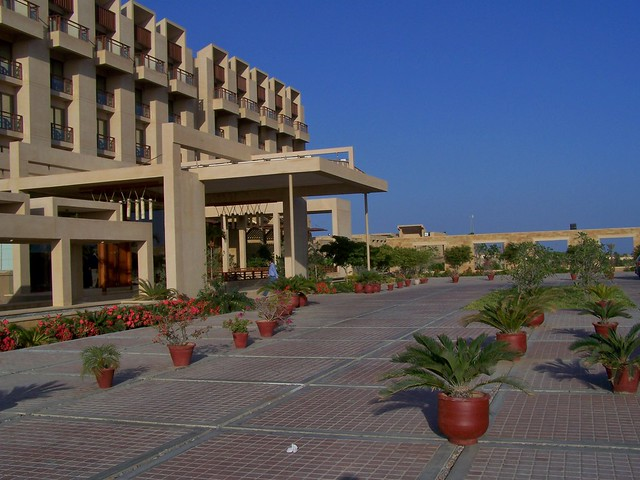 Zaver Pearl Continental Hotel Gwadar, Balochistan, Pakistan - March 2008