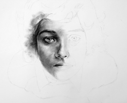 LG - Portrait in Progress