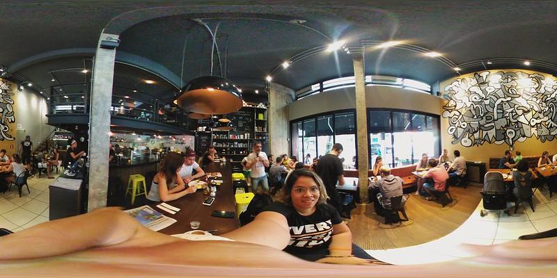 Urbe Café Bar em São Paulo