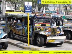 Jeepneys - SM Fairview