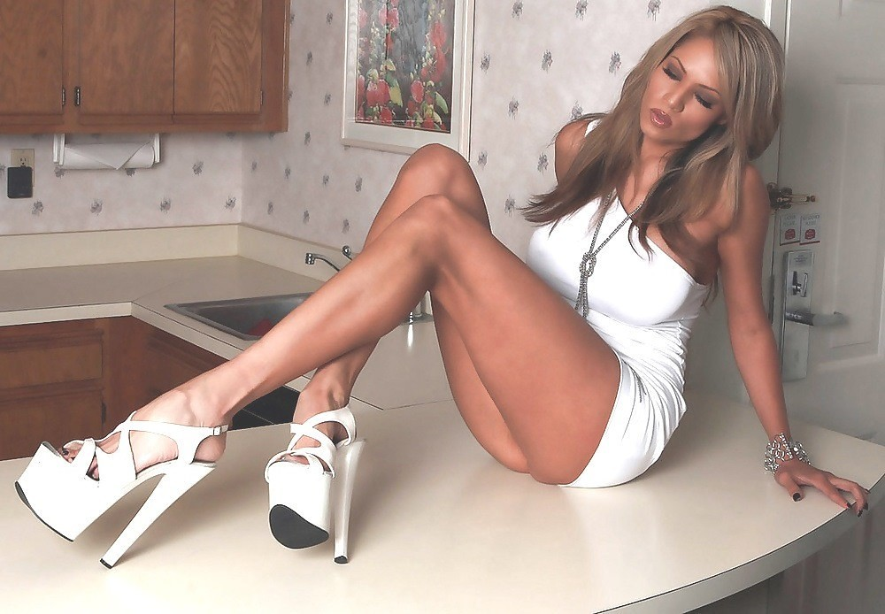 Milf platform heels