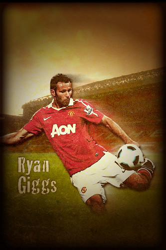 Ryan Giggs wallpaper by iPhone