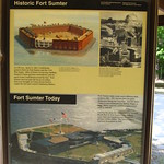 Fort Sumter Information, Charles Pinckney National Historic Site, Mount Pleasant, South Carolina