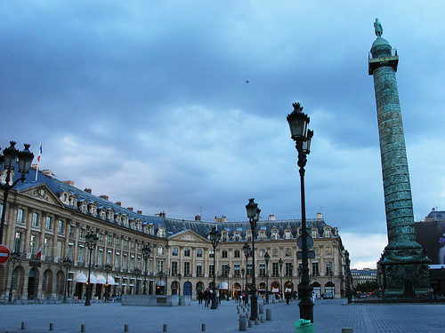 Place du Vendomme - Parigi