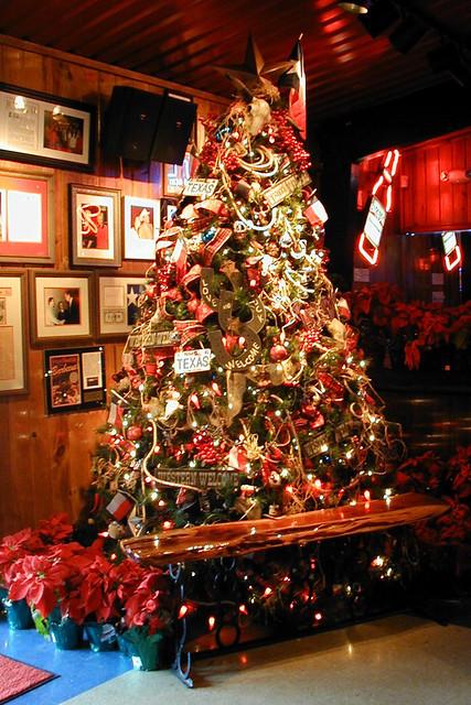 Merry Austin Christmas – Jason Frels  Texans Christmas Tree