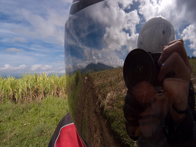 Canlaon Volcano through Bryan's eyes