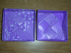 Paper Box 1 Photos | purple box open | 729