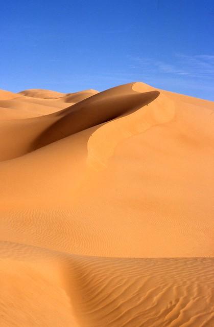 Dunes near Sabhah