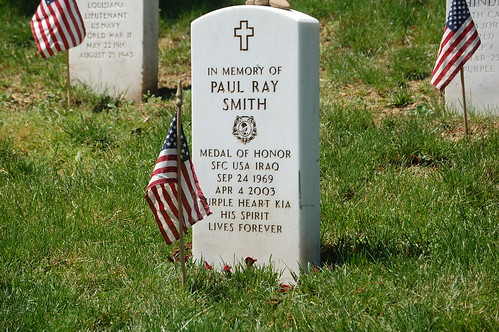 SFC Paul Ray Smith