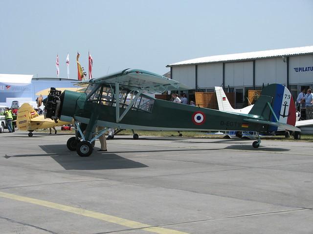 Morane-Saulnier MS.505 Criquet