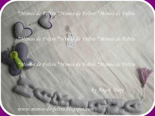 Mariana by ♥ Mimos de Feltro by Angela Mary® ♥