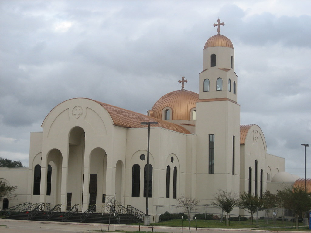 Coptic Orthodox Church in Egypt st Mark st Mark Coptic Orthodox