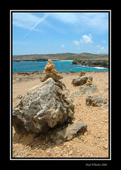 Aruba Wishing Rock Pile