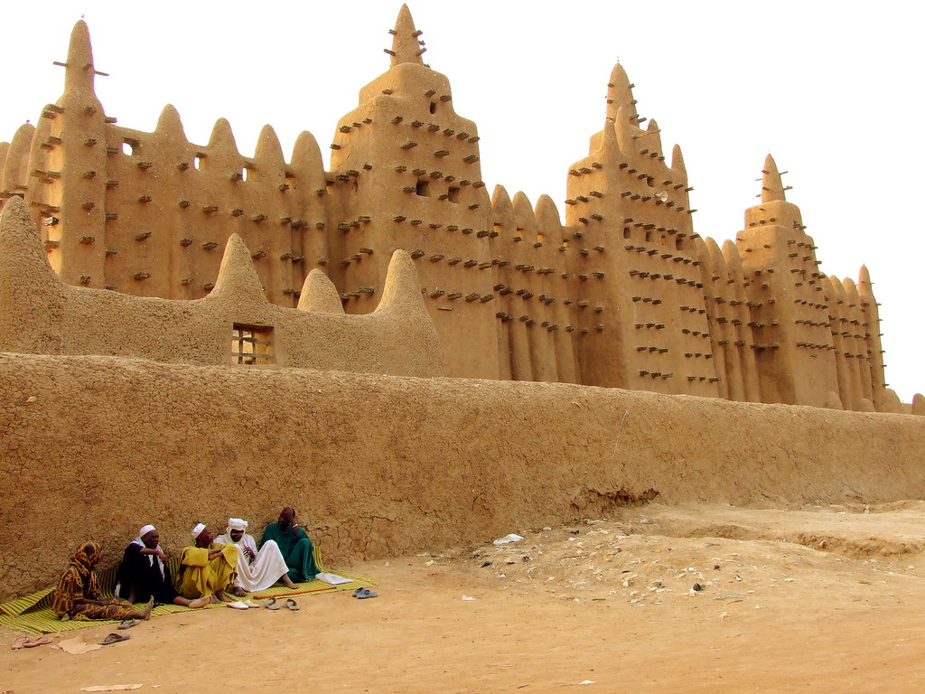 Djenne - The Great Mosque
