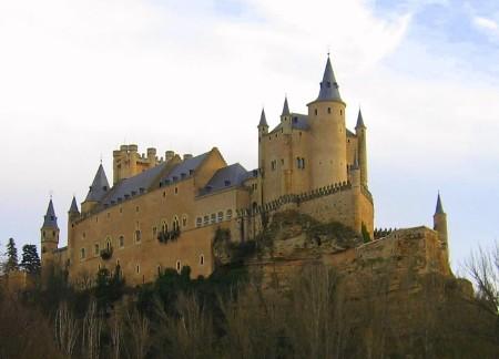 Alcazar de Segovia Castle, Spain