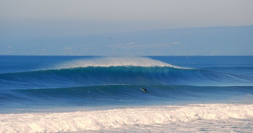 Central California Winter Swell