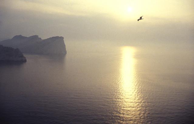 Desde el Faro de Formentor, Mallorca
