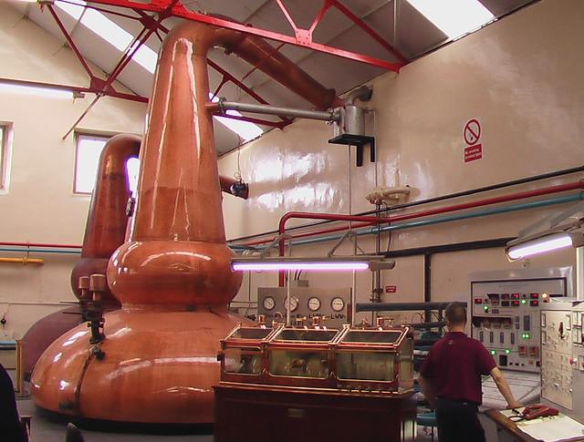 No 32 Glenfarclas Still room