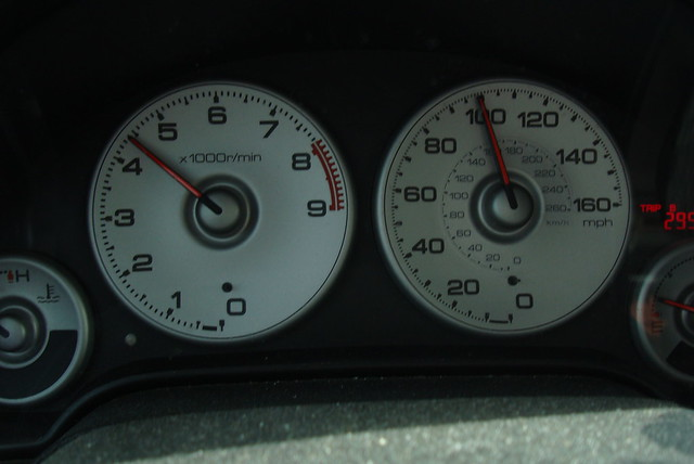 Car Rpm Too High While Driving