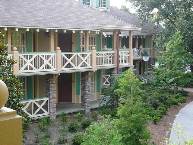 Walt Disney World Port Orleans Hotel Riverside Explore Mrk Flickr Photo Sharing