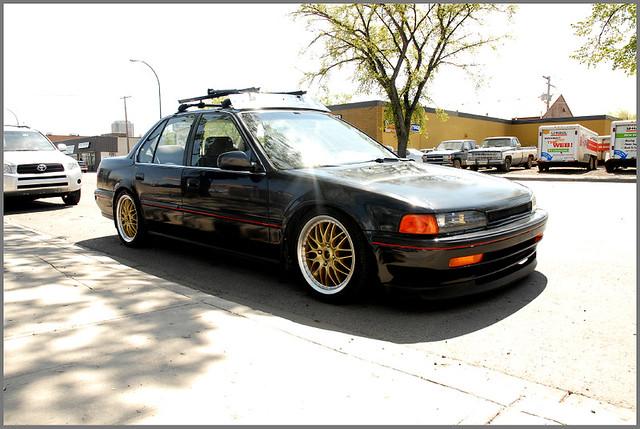 1992 Honda Accord Cb7 Flickr Photo Sharing