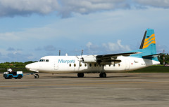 Merpati F27 at DPS