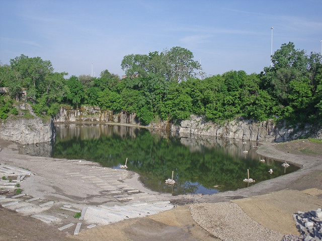 Fish Pond Under Construction Flickr Photo Sharing