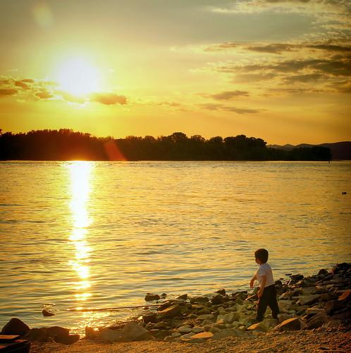 sunset hungary dusk duna naplemente danube magyarország vác sigma1770 waitzen pestmegye sonyalpha700