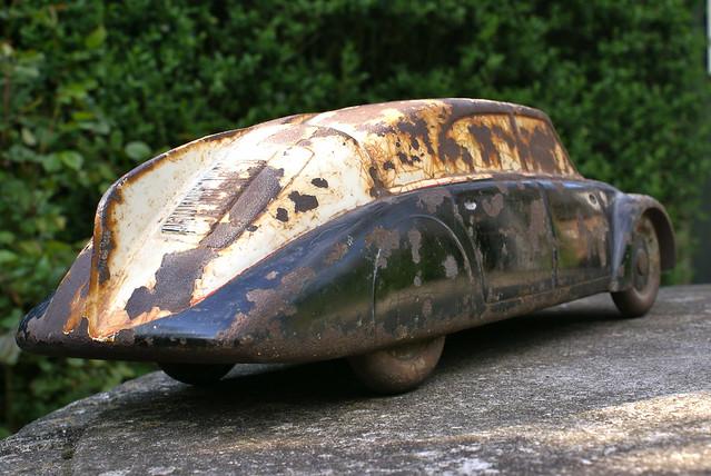 Tatra T77A cast iron 1935 (50cm)