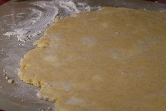 Pie Crust Rolled Out