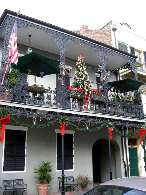 Gonola Flickr Pick Of The Week French Quarter Balconies
