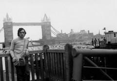 Viajes: Londres, 1975.