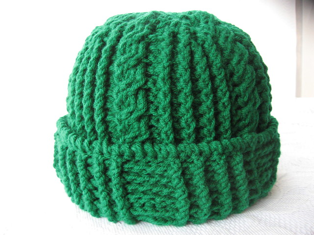 How to crochet a star stitch winter hat | Video « Wonder How To