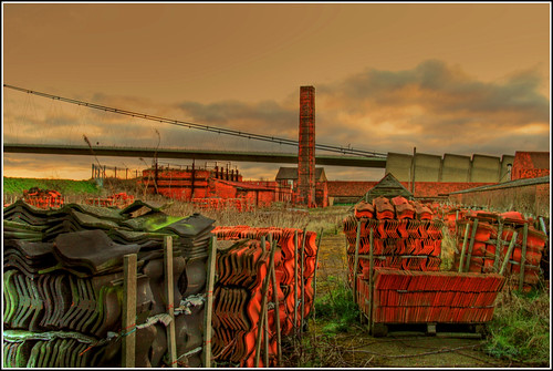 Tile Yard - photomatix processed