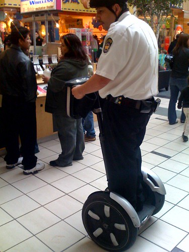 Mall Security