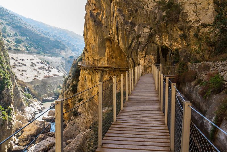 Spain - Malaga - El caminito del Rey