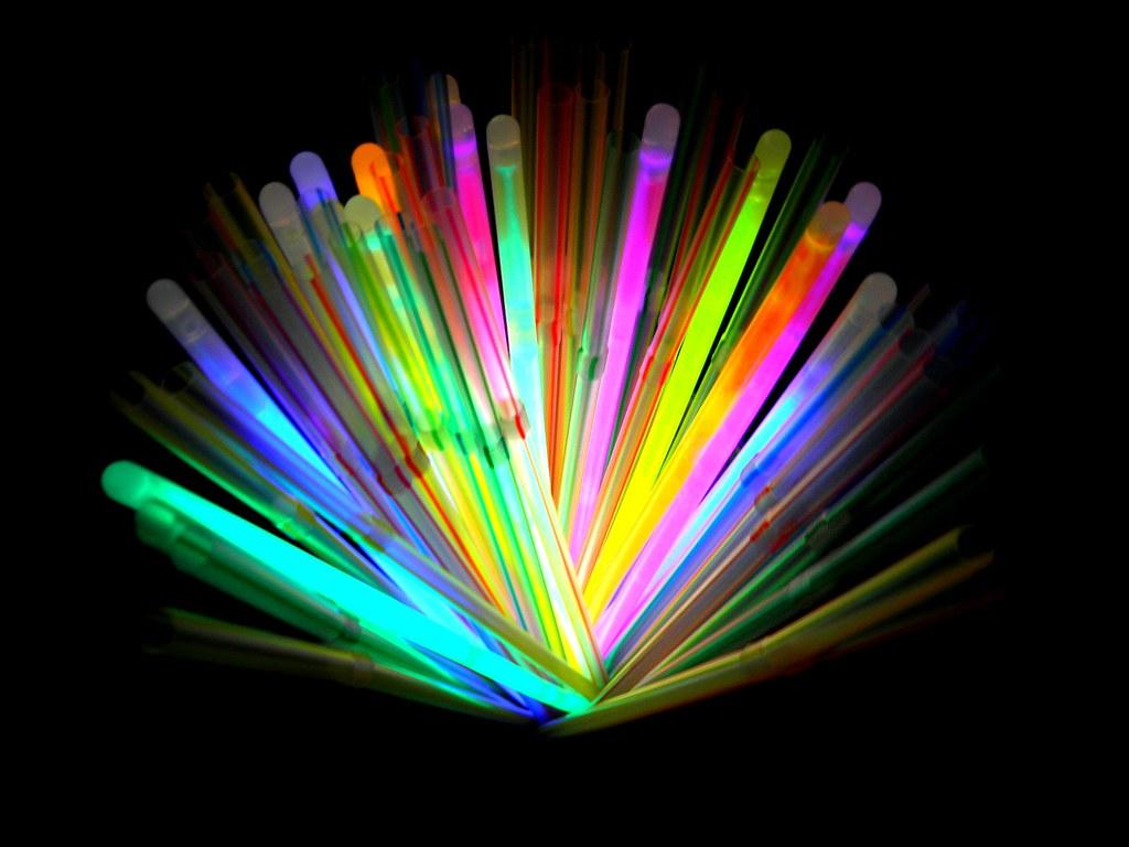 086 glow sticks