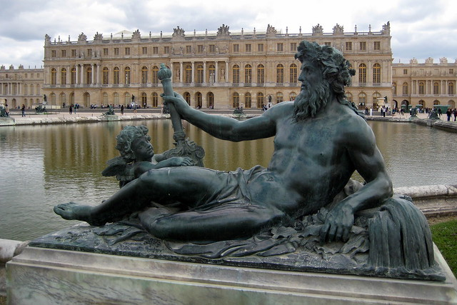 1568417303 1605a96fc1 - Les jardins du chateau de versailles ...