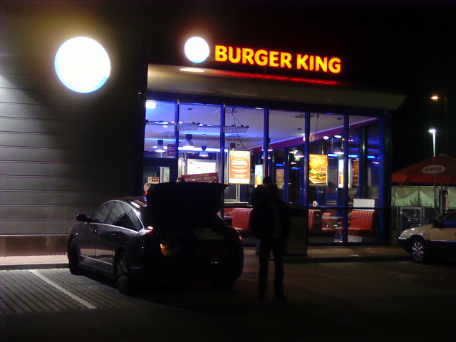 citroen c6 burger king neustadt an der weinstrasse by klausnahr flickr photo sharing. Black Bedroom Furniture Sets. Home Design Ideas