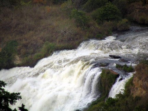 Nile River crashing