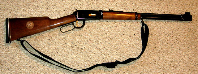 Model 94 Short Rifle, -- Winchester Repeating Arms -- Product Model